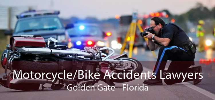 Motorcycle/Bike Accidents Lawyers Golden Gate - Florida