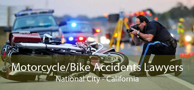 Motorcycle/Bike Accidents Lawyers National City - California