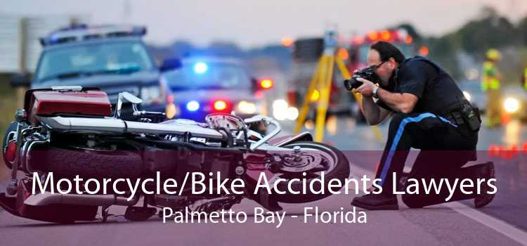 Motorcycle/Bike Accidents Lawyers Palmetto Bay - Florida