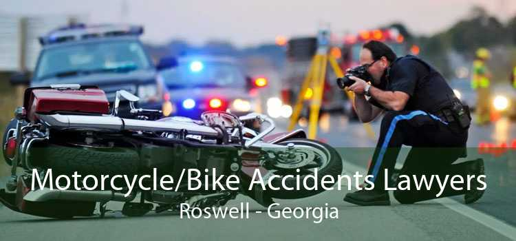 Motorcycle/Bike Accidents Lawyers Roswell - Georgia