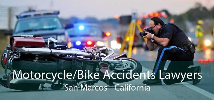 Motorcycle/Bike Accidents Lawyers San Marcos - California