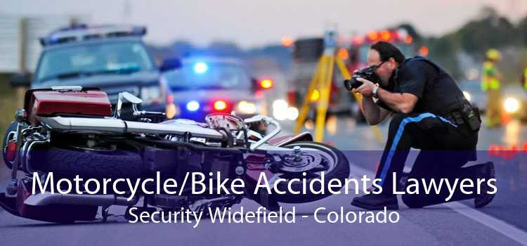 Motorcycle/Bike Accidents Lawyers Security Widefield - Colorado