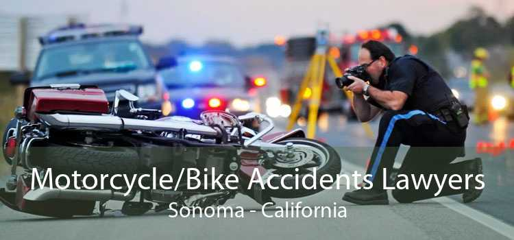 Motorcycle/Bike Accidents Lawyers Sonoma - California