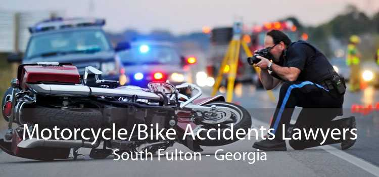Motorcycle/Bike Accidents Lawyers South Fulton - Georgia