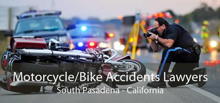 Motorcycle/Bike Accidents Lawyers South Pasadena - California