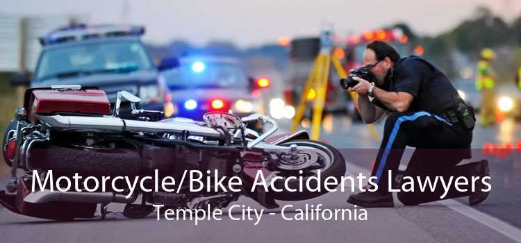 Motorcycle/Bike Accidents Lawyers Temple City - California