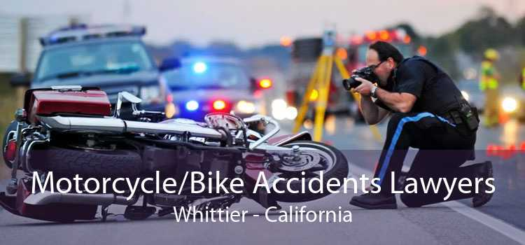 Motorcycle/Bike Accidents Lawyers Whittier - California