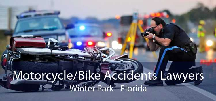 Motorcycle/Bike Accidents Lawyers Winter Park - Florida